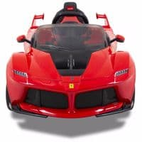 Licensed Ferrari LaFerrari FXX K 12v Child's Ride On Car